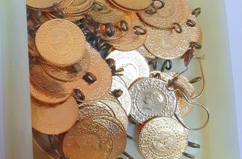 Pokušano krijumčarenje 227 grama zlata. Foto Uprava carina