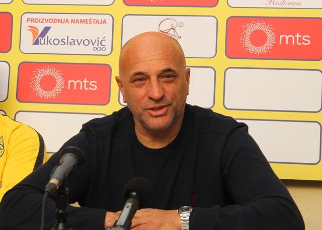 Da li je suspendovan ili ne: Dragan Antić Recko. Foto Vranje News