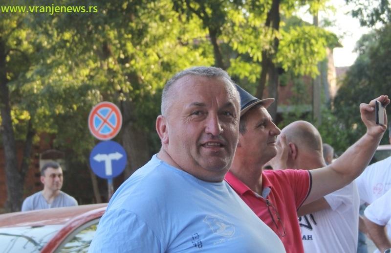 Vojislav Stojanović Vojča. Foto Vranje News