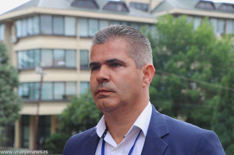 Dušan Aritonović. Foto Vranje News