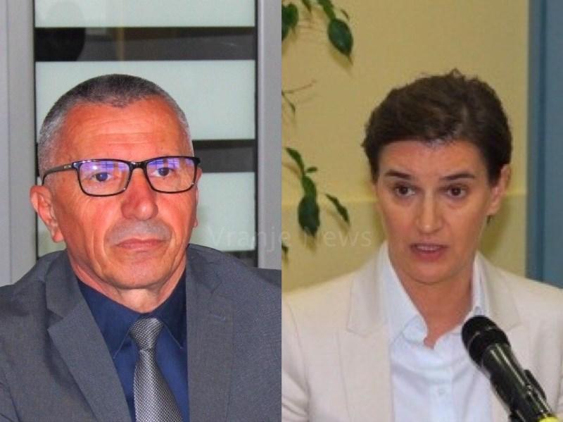 Kamberi: U pogledu manjina Srbija treba da se ugleda na Ustav Kosova; Brnabić: Ustav Kosova ne postoji, to je naša pokrajina. Foto Vranje News