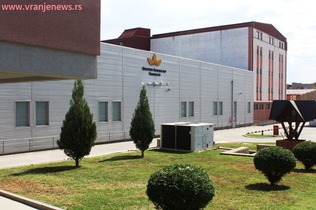 Postrojenja kompanije BAT u Vranju. Foto Vranje News