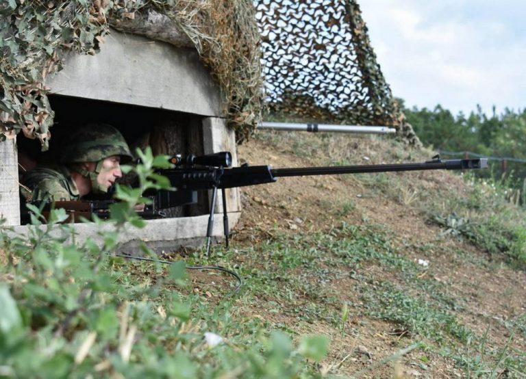 Sa jedne kote u zoni sukoba. Foto vs.rs