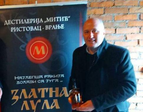 Slobodan Mitić. Foto lična arhiva