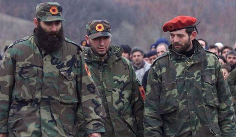 Komandanti OVPMB Ridvan Ćazimi, Šefket Musliu i Muhamed Džemailji. Foto arhiva R.I.