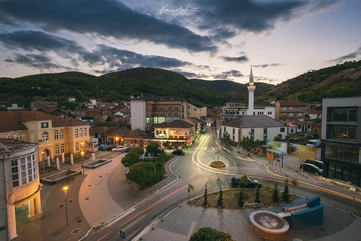 Preševo sa 20 slučajeva žarište koronavirusa u Pčinjskom okrugu. Foto Krenar Halimi