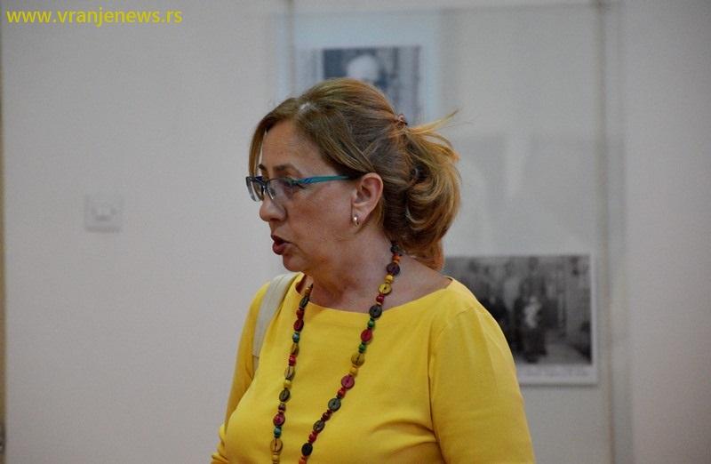 Izabela Savić. Foto Vranje News