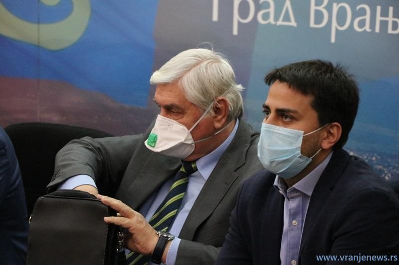 U sredinama sa niskom stopom vakcinacije treba uvesti dodatne mere: Branislav Tiodorović. Foto Vranje News