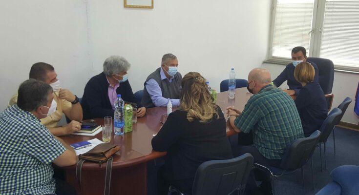 Detalj sa sastanka. Foto Bujanovačke