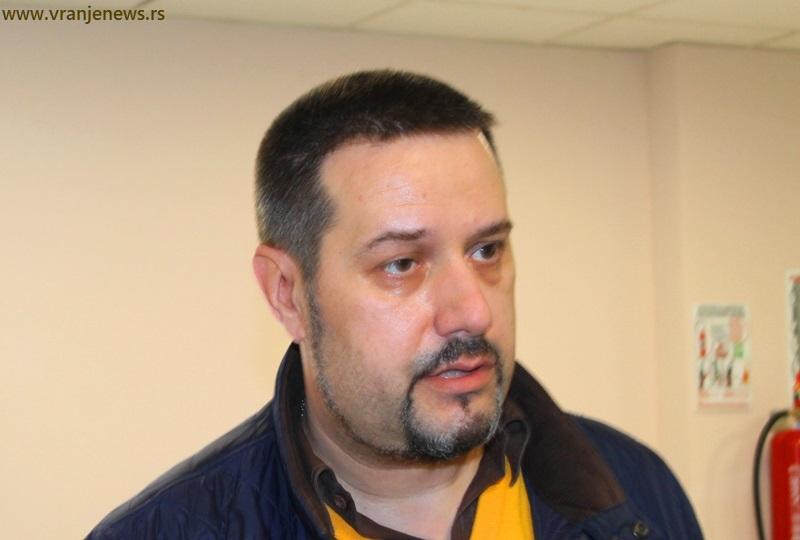 Radmilo Janković. Foto Vranje News