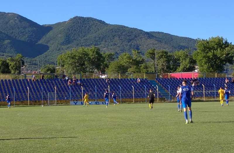 Foto ilustracija FK Pčinja