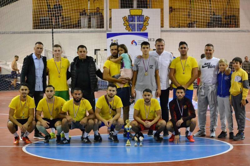 Eko plast, pobednička ekipa turnira. Foto D. Mirčev
