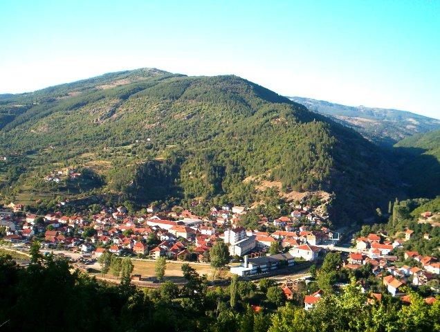 Foto ilustracija opština Trgovište