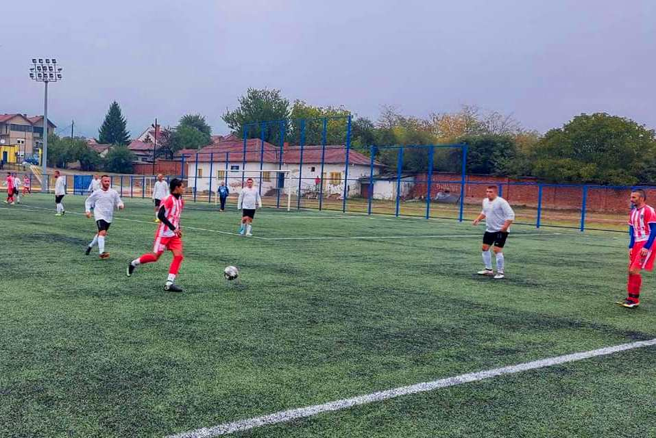 Detalj sa utakmice Radnički - Mladost. Foto FK Radnički