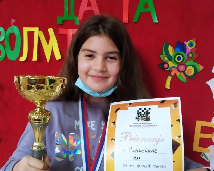 Iva Mladenović. Foto lična arhiva