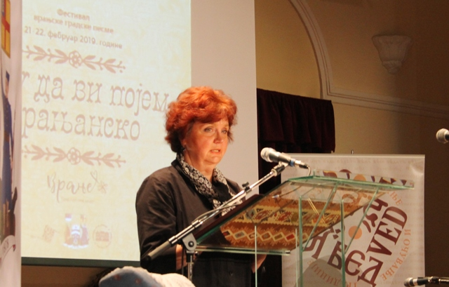 Stanu su nazivali primabalerinom vranjskog sevdaha. Mirjana Drobac. Foto VranjeNews
