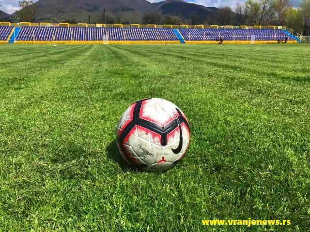 Vranje neće pasti: revanš će biti odigran na Stadionu Jumko. Foto VranjeNews