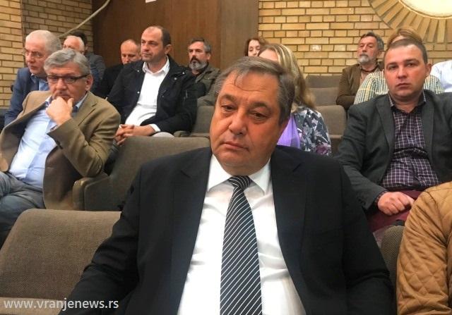 Bez prava da pruži objašnjenje na obrazloženje Komisije: Momir Stojilković. Foto VranjeNews