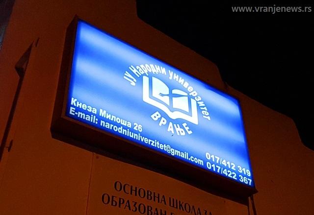 Narodni univerzitet ima višegodišnju tradiciju organizovanja likovne kolonije na kojoj su česti gosti slikari iz Bugarske. Foto VranjeNews