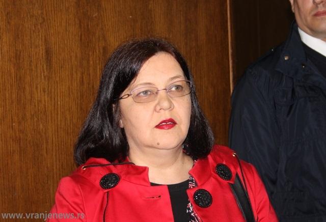 Dimitrijevićeva sa još sedmoro kolega iz opozicije od 10. marta ove godine bojkotuje sednice lokalnog parlamenta. Foto Vranje News