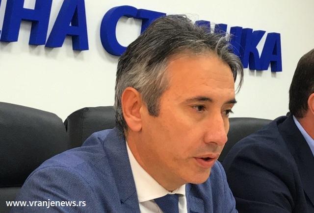 Dve godine se natežemo sa Stojilkovićem: Slobodan Milenković. Foto VranjeNews