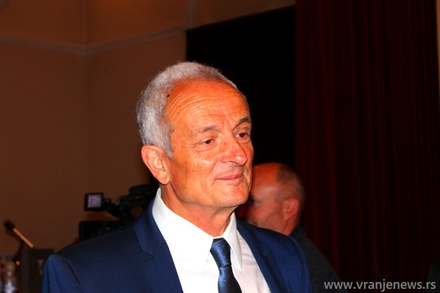 Tomislav Simonović. Foto VranjeNews