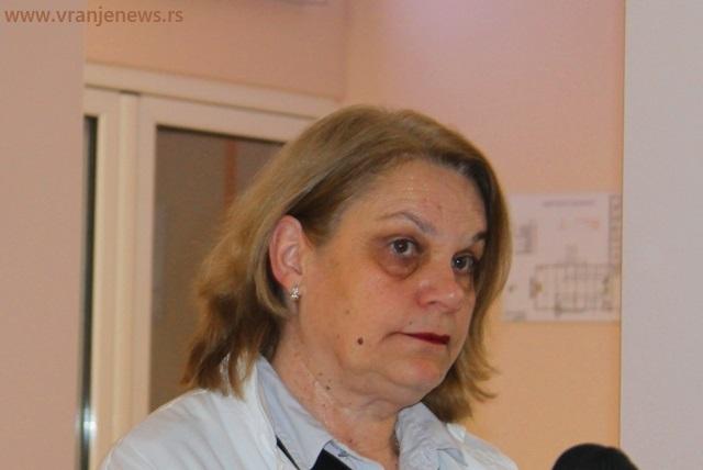 Jadranka Ajanović. Foto VranjeNews