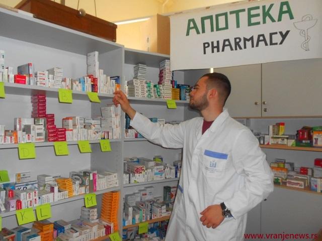 Odavno se opredelio za upis medicine. Foto VranjeNews