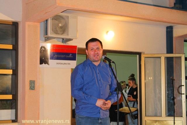 Saša Bogdanović. Foto VranjeNews