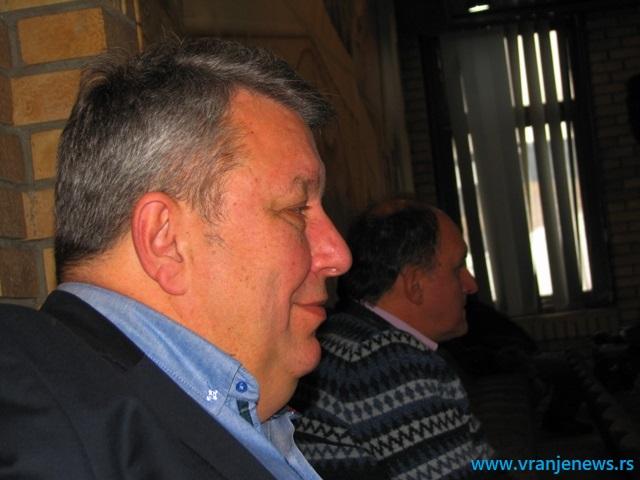 Slobodan Stamenković. Foto VranjeNews