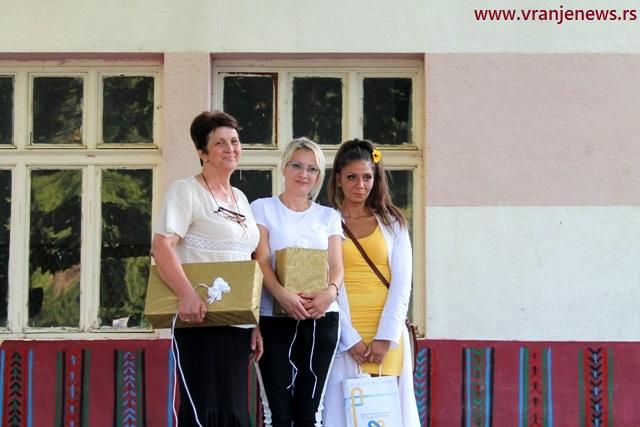 Tri prva mesta u pripremanju samse. Foto VranjeNews