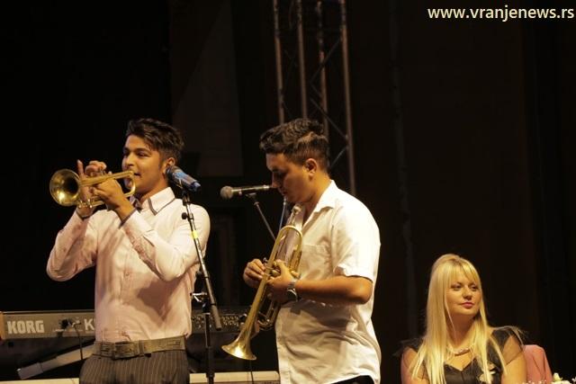 Neizostavni trubači. Foto VranjeNews