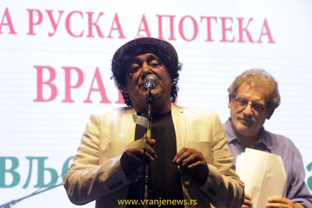 Boban Marković. Foto VranjeNews