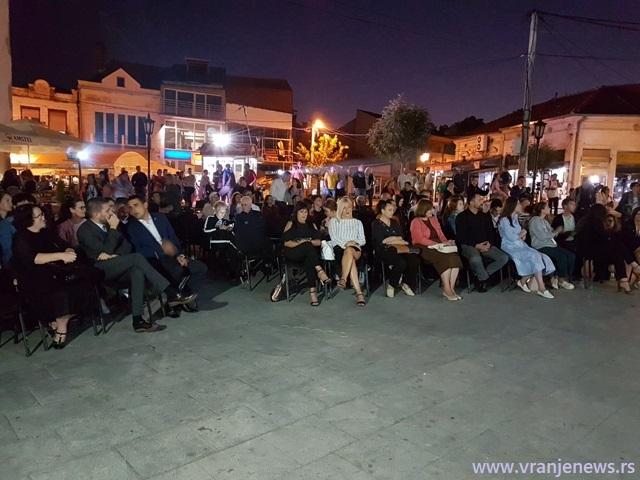 Atmosfera sa otvaranja festivala. Foto VranjeNews