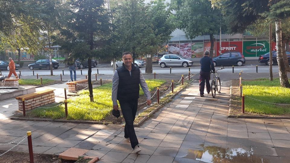 Gradski većnik za sport Nenad Đorđević. Foto Grad Vranje