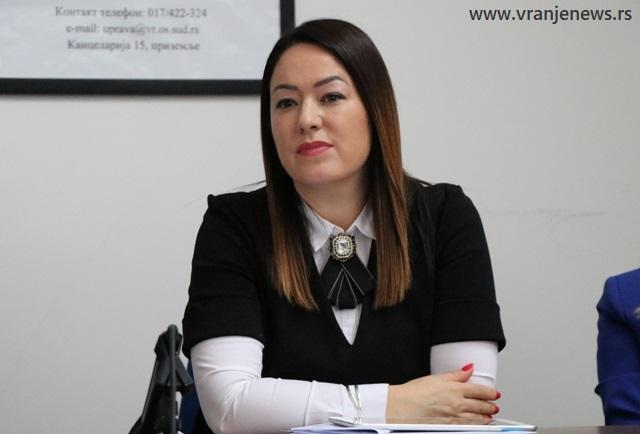 Aleksandra Tošić Arsić. Foto VranjeNews