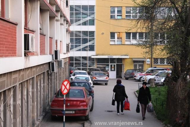 Devojčica D.M (5) preminula je na Dečjem odeljenju vranjske bolnice 8. januara 2011. godine. Foto VranjeNews