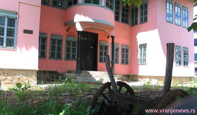 Zgrada Haremluka. Foto VranjeNews