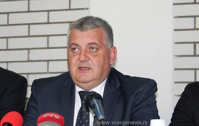 Anton Travner. Foto VranjeNews