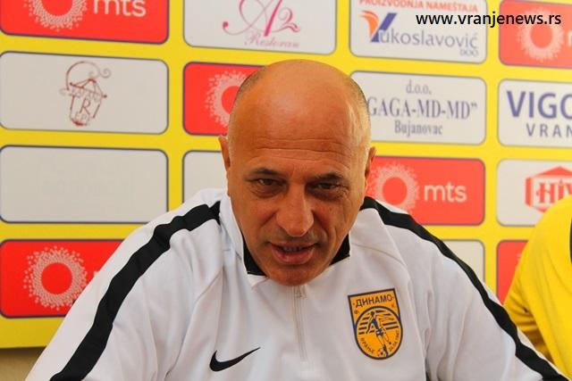 Trebaju nam pobede: Dragan Antić Recko. Foto VranjeNews
