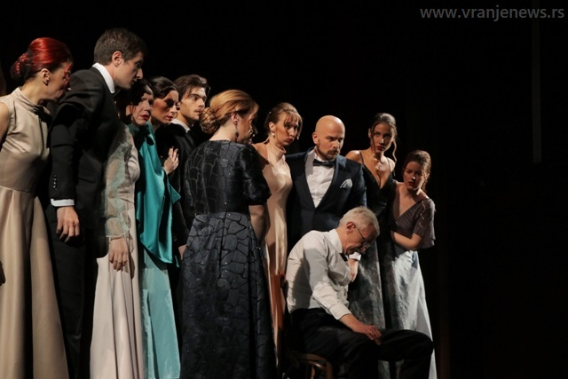 Detalj iz Đorđevićeve Nečiste krvi. Foto VranjeNews