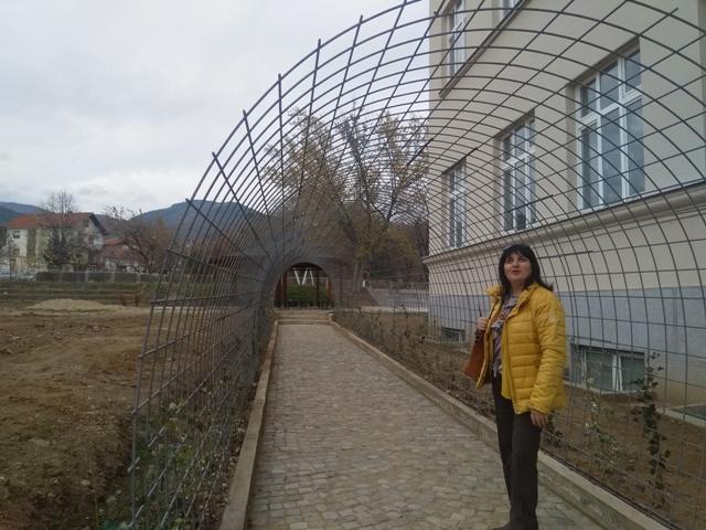 Tunel sa zasadima. Foto VranjeNews