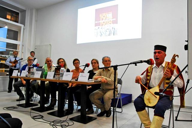 Sa promocije u Beogradu. Foto RTS N. Ristić