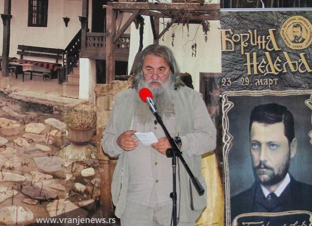 Miroslav Cera Mihailović. Foto VranjeNews