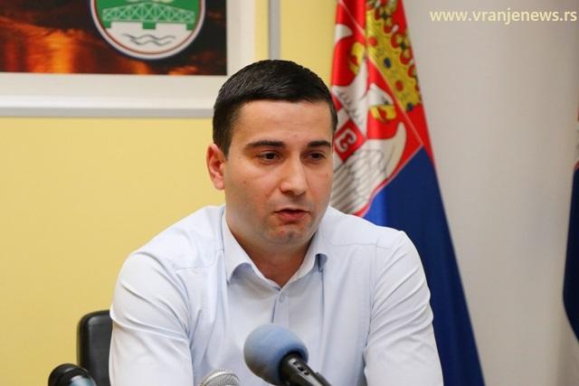 Vladimir Kostić. Foto VranjeNews