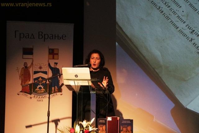 Prof. dr Maja Anđelković. Foto VranjeNews