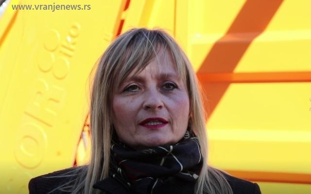 Nela Cvetković. Foto Vranje News