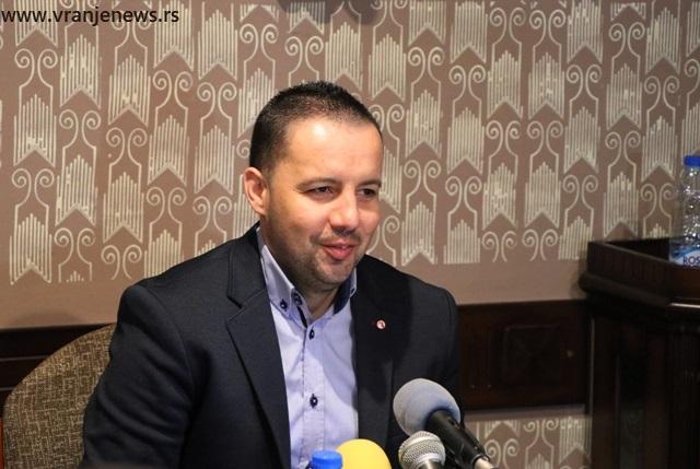 Lider: Miloš Nikolić. Foto Vranje News