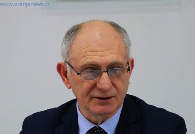 Stojadin Stanković. Foto Vranje News