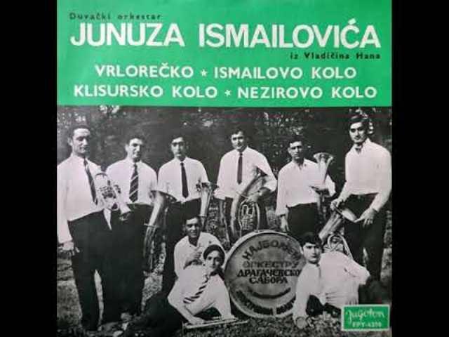 Čuveni orkestar Junuza Ismailovića iz Prekodolca. Foto Jugoton
